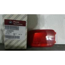 Refletor Pára-choque Novo Uno / 2011 - L.d - Fiat 51834859