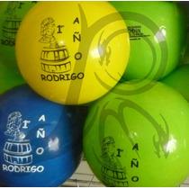 Pelotas Personalizadas Logo Cumpleaños Marcas Eventos Fiesta