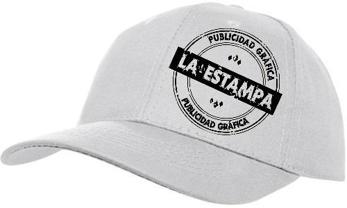 Gorras Estampadas Logo Empresas Personalizada Xunidad -   70 34b63da674b