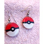 Aros Pokebolas En Vitrofusion Originales