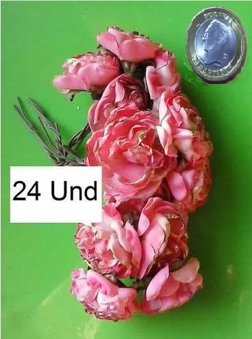Flores Artificiales Para Manualidades Y Decoraciones Bs 022 En - Manualidades-con-flores-artificiales