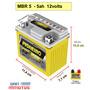 Bateria De Moto Dafra Zig 50 12v-5ah