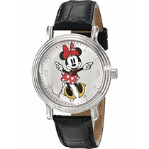 Reloj Mickey Mouse Original Disney (minnie) Envío Gratis