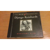 Django Reinhardt, Greatest Hits, Best, Cd Album Del Año 2002