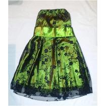 Vestido Corto De Coctel - Ropa Dama