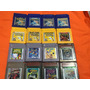 Juegos Gameboy Pokemon Kirby Tom Jerry Mario Zelda Donkey<br><strong class='ch-price reputation-tooltip-price'>US$ 20<sup>00</sup></strong>