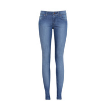 Jeans Wrangler New Sharon D Charm Indi Lght Mujer