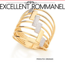 Anel Rommanel Sete Fios Granit Feminino 511805