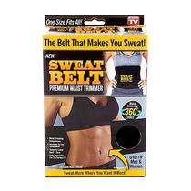 Cinta Modeladora Sweat Belt Afina Cintura Calor Corporal