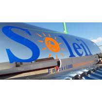 Calentador Solar Soleil 12 Tubos 132.4 Litros