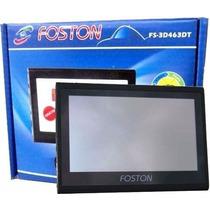 Gps Foston Fs3d-463dt Automotivo Tv Digital, Avisa Radar, Fm