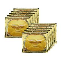 Mascarilla Oro Paquete De 10 Envio Gratis Colageno
