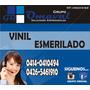 Vinil Esmerilado-papel Ahumado-microperforado-bastidores