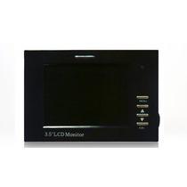 Monitor 3.5 Lcd Meriva Bateria + Salida 12vdc +c+