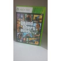 Gta 5 Xbox 360 Original + Garantia + Entregas + 12x Sem/ J