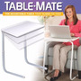 Mesa Plegable Table Mate, Multifuncional, Nuevos, 58 Soles