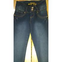Jeans Para Damas La Mejor Calidad.. Tienda Fisica