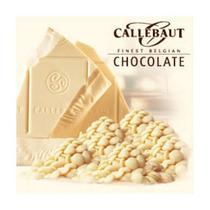 Chocolate Belga Callebaut 5kg Branco Cw2 Barra Callebaut