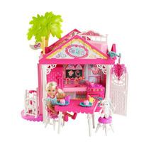 Barbie Casa De Chelsea Más De 10 Piezas