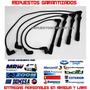 Cables De Bujias Chery Arauca Originales