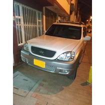 Vendo Camioneta Hyundai Terracan 3.5