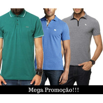 Polo Hugo Boss Colcci Burberry Armani Polo Ralph
