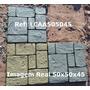 Forma Piso Calçada - Uso Concreto - Aluminio C / Manual Uso