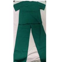 Uniforme Conjunto Medico Verde Quirurgico M