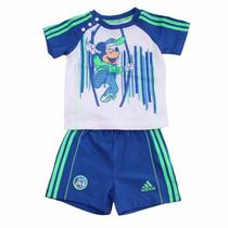 Conjunto Adidas Disney Mickey Bebe Mcvent.club