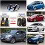 Carcasa Llave Flip Hyundai Elantra,accent,santa Fe,tucson