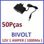 Fonte Estabilizada Bivolt 12v 1a Cftv Camera F. Led Aliment.