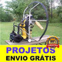 Projeto Girocóptero Ultraleve Bem Detalhado Frete Grátis