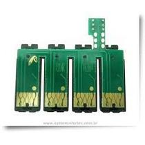 Chip Full Bulk Ink Impressora Epson T23 T24 Tx105 Tx115 117r