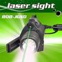 Kit Lanterna Laser Verde Tatical Pistola Militar Paintbal
