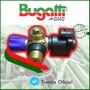 Válvula Eléctrica De Cilindro (instalado) Bugattignc Oficial