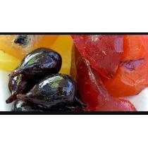 Fruta Cristalizada Temporada Navideña Hecha Por Artesanos