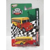 Taxi Mania Camion Los Mochis Rojo/amarillo