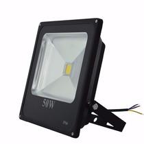 Holofote Led 50w Iluminação Luminárias Exterior Ip66
