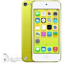 Apple Ipod Touch 32 Gb Md714/a Amarelo