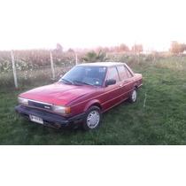 Nissan Sentra Sentra 1 Sedan Sgx 1989