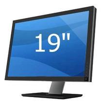 Muchos Monitores Lcd De 19 Dell,hp ,samsung Ideal Pa Ciber