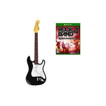 Rock Band 4 Inalámbrico Fender Stratocaster Guitarra Control