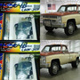 Kit De Carburador 2 Bocas Redondo Motor 305 Y 350 Chevrolet