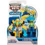 Juguete Para Niño Transformer Rescue Bots Bumblebee Y Graham