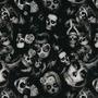Calaveras - K16 - Death Day - Ancho 1m
