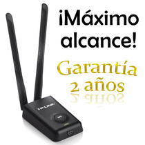 Placa Wifi Rompemuros Tp Link Wn8200nd 8200nd Doble Antena