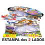 40 Almofadas + 40 Máscaras Personalizadas Princesa Sofia