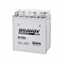 Bateria Sub Gel Yamaha Crypton 105 - Sb5l- Brandy F.gratis