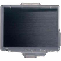 Protetor De Lcd Nikon Bm-10 Para D90 Original