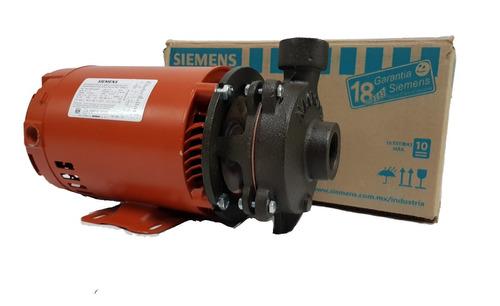 Bomba de agua siemens centrifuga 1 h p 1 1 4 x1 envio for Bomba de agua siemens